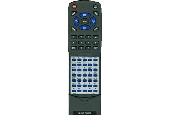 1365055 / REMOTE CONTROL FOR ADV38FR/ADVM10PFR/MSFR