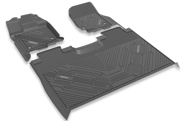 ADVD9L2HPP / FORD F150 2015-2020 ALL WEATHER FLOOR MATS