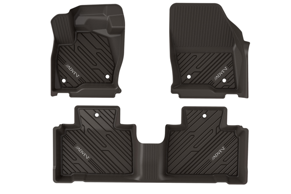 ADVC68FGF2 / FORD ESCAPE 2020  FLOOR MATS 1 & 2ND ROW