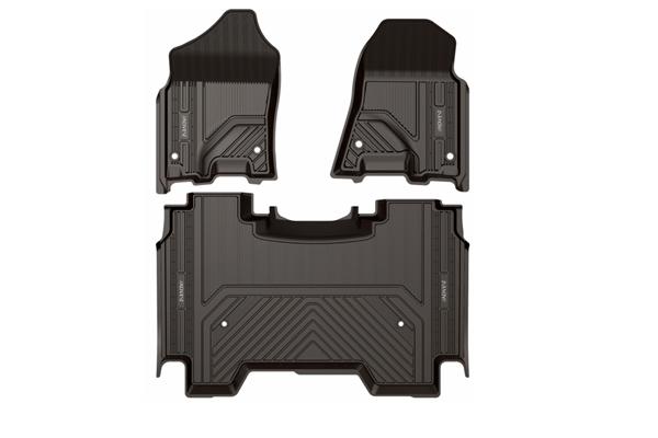 ADVJ5M46YM / RAM1500 2019-20 FLOOR MATTS CREW CAB BUCKET SEATS