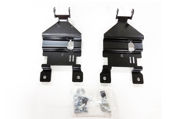 SBK-AUDI / SEAT BACK BRACKETS FOR AUDI Q7 AND Q8