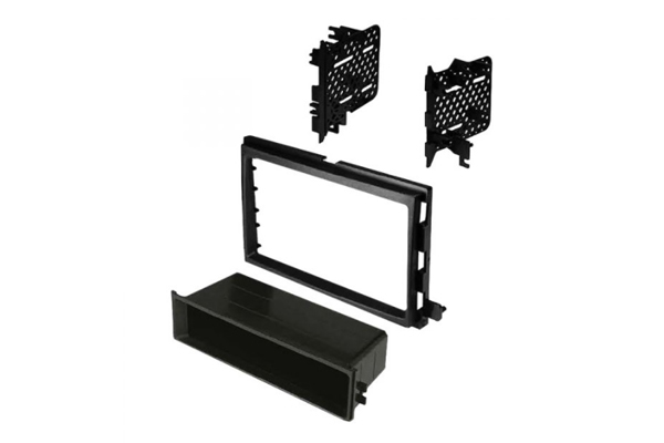 FMK540 / 2004-2016 / FORD/LINCOLN/MAZDA/MERCURY  / SINGLE ISO w/POCKET or DOUBLE DIN