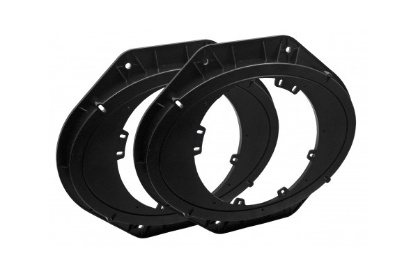 """FSB1501 / One pair of 6"""", 6.5"""", 6.75"""", or 6x9"""" Speaker adaptors for 2015 - 2018 FORD F-150 and 2017 - 2018"""