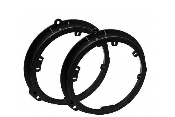 """FSB1502 / One pair of 6"""", 6.5"""", or 6.75"""" speaker adaptors for select 2015 - 2018 FORD VEHICLES"""