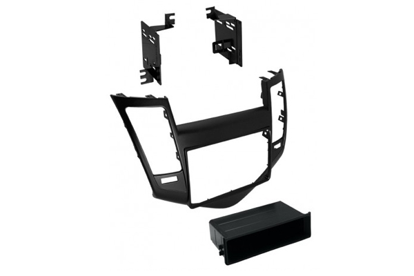 GMK367B / 2011-2015 (Select 2016) / CHEVROLET CRUZE / SINGLE ISO w/POCKET or DOUBLE DIN