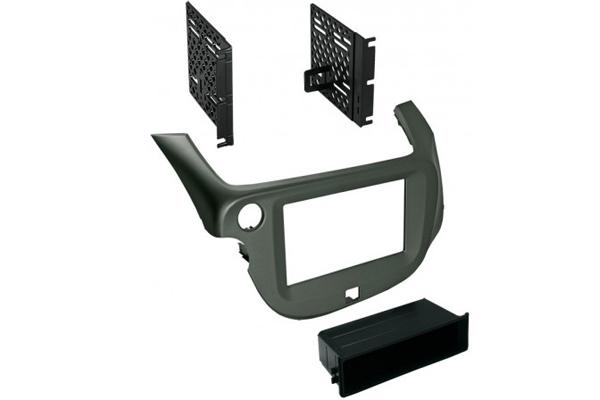 HONK848S / 2009-2013 / HONDA FIT / SINGLE ISO w/POCKET or DBL DIN
