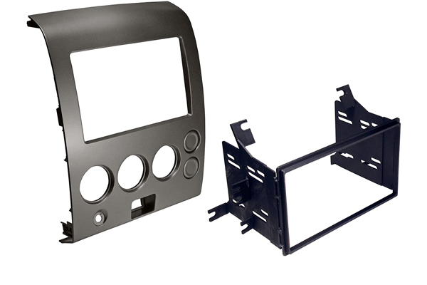 NDK732 / 2004-2007 TITAN (SELECT MODELS) / DOUBLE DIN / WITH PANEL