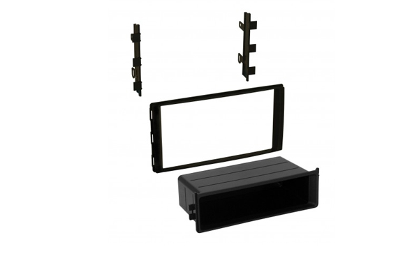 NDK780 / 2012-2018 / NISSAN  / SINGLE ISO w/POCKET or DOUBLE DIN