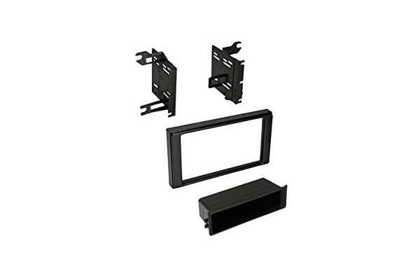 TOYK971 / 2016 -2017 TOYOTA TACOMA / SINGLE ISO w/POCKET or DBL DIN / WITH 6