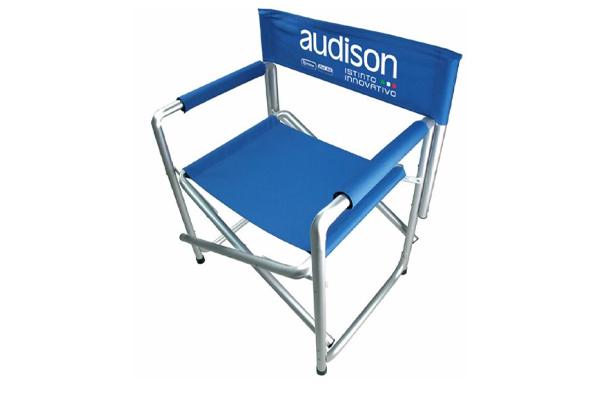 90100702 / AW CHAIR 04 - Director Aluminium Chair