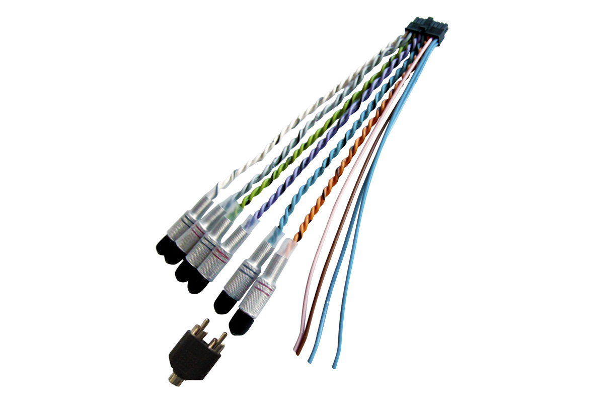 ACP6 / ACP 6 - AP bit 6 RCA  ADAPTER CABLE