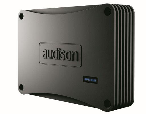 AP5.9BIT / AP5.9 bit -5CH AMP WITH 9CH DSP 2x40W+2x90W+1x270W
