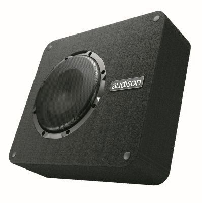 APBX8DS / APBX 8 DS - SUB BOX SEALED 200mm 4+4Ohm