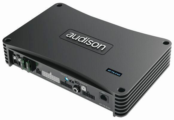 APF8.9BIT / AP F8.9 bit - 8 CH AMPLIFIER WITH 9 CH DSP 8x150W