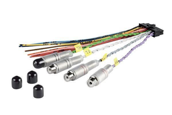CBT1 / CBT1 - RCA MULTIPOLE CONNECTOR BIT TEN ADAPTER