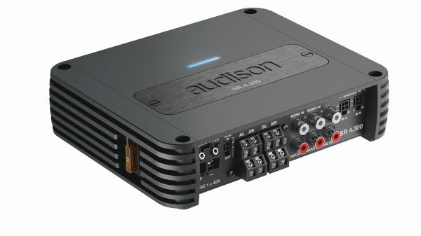 SR4.300 / SR 4.300 - 4 CHANNEL AMPLIFIER 4x75W