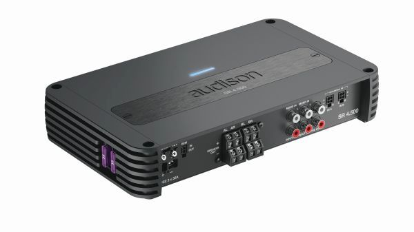 SR4.500 / SR 4.500 - 4 CHANNEL AMPLIFIER 4x125W