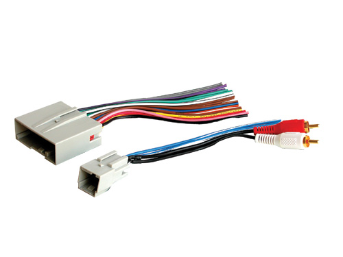 BHA5800R / Ford / Lincoln / Mercury 03-Up Premium Sound-Amp Integration w/ RCA