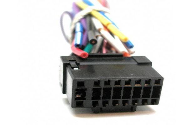 BHAlp16A / Alpine 16 Pin Radio Harness