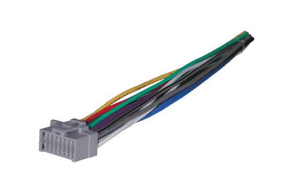 BHPAN16B / Panasonic 16 Pin Radio Harness