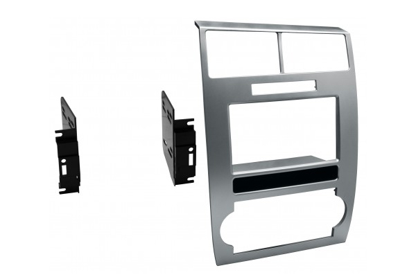 BKCDK639S / Dodge Magnum 2005-07 & Dodge Charger 2006-07 Double DIN Silver