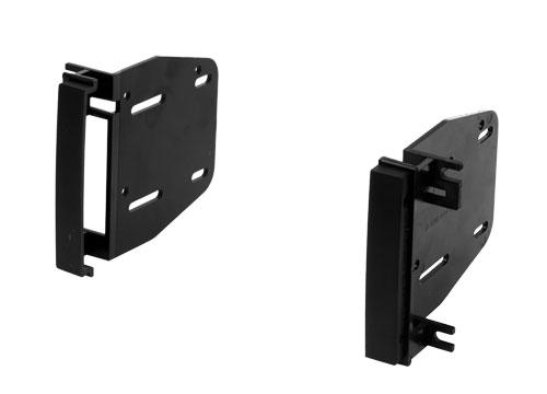 BKCDK642 / 07 Nitro / Wrangler / SebRing / Avenger Double DIN (Side Brackets Only)