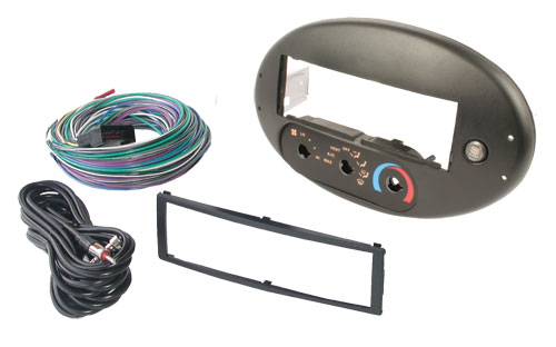 BKFMK574 / Ford Taurus / Mercury Sable 96-99 - w/ Harness; w/ O Digital Dash