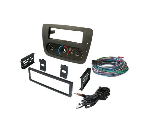BKFMK578 / Ford Taurus / Mercury Sable 00-04 - w/ Harness; w/ O Digital Dash