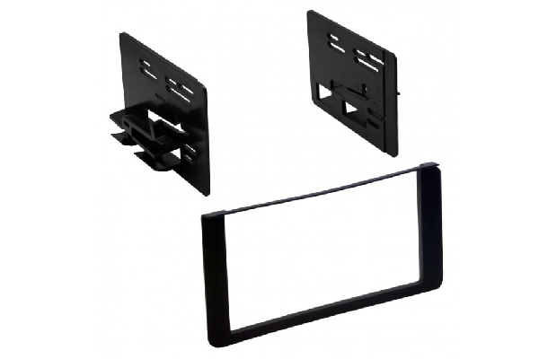 BKGMK343 / DOUBLE DIN PANEL INSERT FOR GM 1995-2002