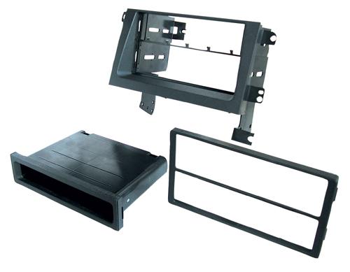 BKHonK836 / Honda Ridgeline 06-Up - Dbl DIN DIN w/ Pocket
