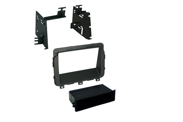 BKKiaK1245 / 2014-2015 Kia Optima Single DIN w/ Pocket or Double DIN