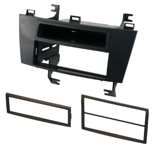 BKToyK964 / Toyota Solara 04-Up Dbl DIN / DIN w/ Pocket - Black