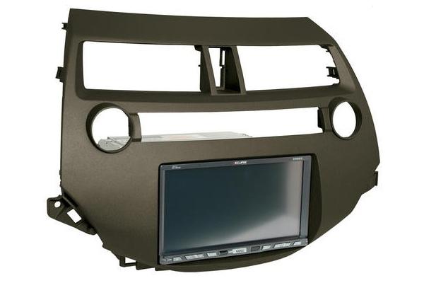 HA1707ETB / Honda Accord 2008 - Dbl DIN / DIN w/ Pocket - Earth Taupe