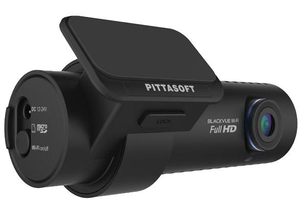 DR600GW-HD / DASHCAM 1 CHANNEL FULL HD WITH WIFI 16GB CARD