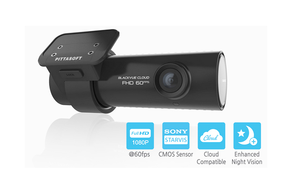 DR750S-1CH-32 / NEW DASHCAM 1 CHANNEL FULL HD WIFI 32GB CARD