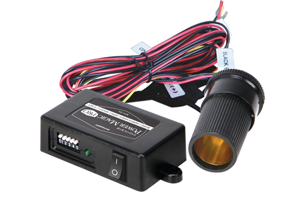 PMP / POWER MANAGEMENT DEVICE FOR DASH CAMS