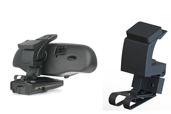 BBE-2006 / Radar Detector Mount,Escort/Beltronics, Specialty Series, Corvette C6, Cadillac XLR, Auto Dim