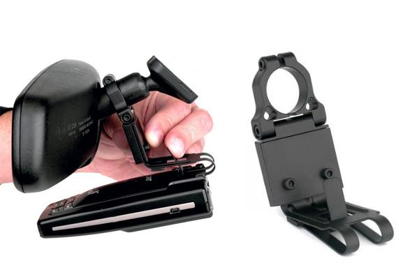 BBE-2009 / Radar Detector Mount,Escort/Beltronics, Standard Series, Lamborghini, Manual Dim