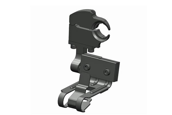BBE-2025 / Radar Detector Mount,Escort/Beltronics, Specialty Series, Audi, Mirror ID# AUD-002