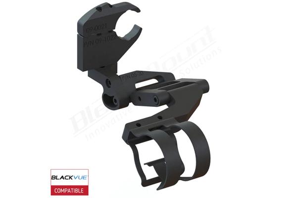 BBV-2918 / Aluminum Dashcam Rearview Mirror Mount, BlackVue DR900X/S DR750X/S, Specialty Series BMW-016