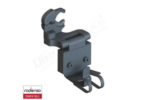 BRD-2123 / Radar Detector Mount, Radenso PRO-M, Specialty Series, Porsche, Mirror ID#-POR-00