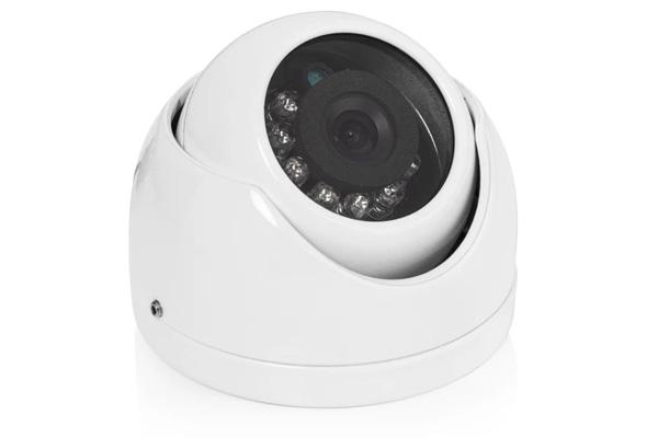 VTD300MA / Marine White Dome Camera