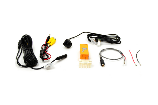 FLTW-7632 / DURANGO/CARAVAN/GRAND CHEROKEE REAR VISION SYSTEM
