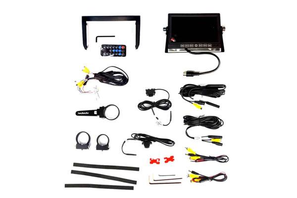 SUTV-1020 / UTV / ROCKCRAWLER DUAL CAMERA/DUAL VIEW DVR MONITOR