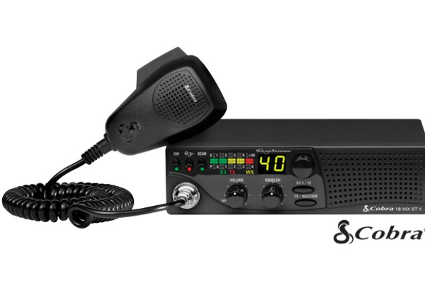 18WXSTII / 40 CHAN CB RADIO, SOUNDTRACKER & NOAA WEATHER