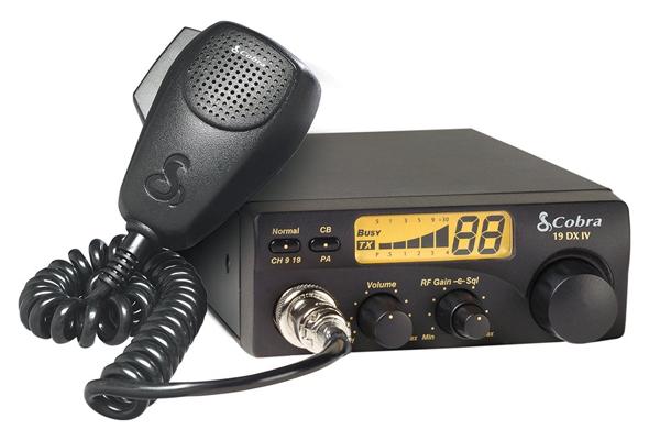 19DXIV / 40 CHAN BASIC CB RADIO