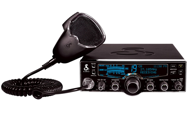 29LX / NEW GEN 40 CHAN CB RADIO - FRONT FACING MIC
