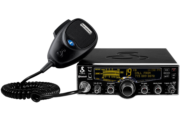29LXMAX / 40 CHAN CB RADIO, SOUNDTRACKER, BLUETOOTH/iRADAR