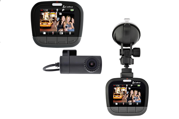 CDR895D / DASH CAM 2-in LCD, DUAL CHAN, 1080P FRONT 720P REAR