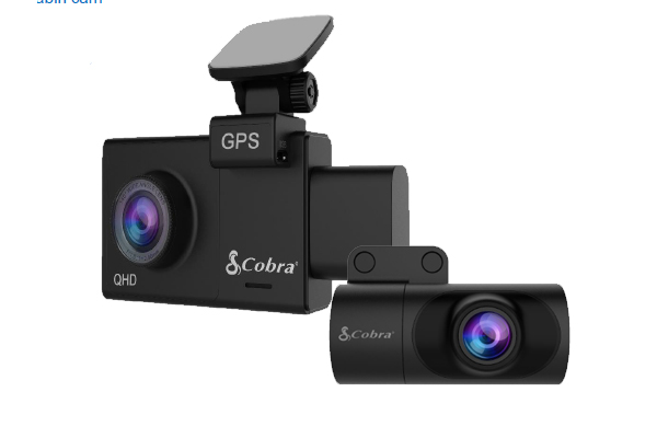 SC200D / 2-CH DASHCAM FRONT & REAR 1600P/1080P, WIFI, CLOUD, 16GB CARD